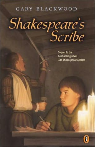 book cover of Shakespeare\'s Scribe
