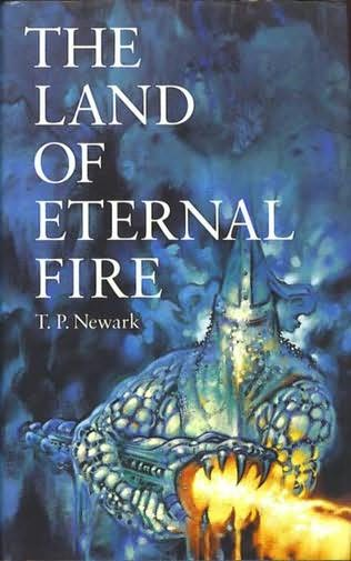 book cover of The Land of Eternal Fire