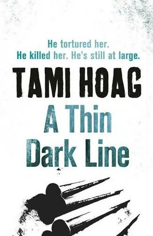book cover of A Thin Dark Line