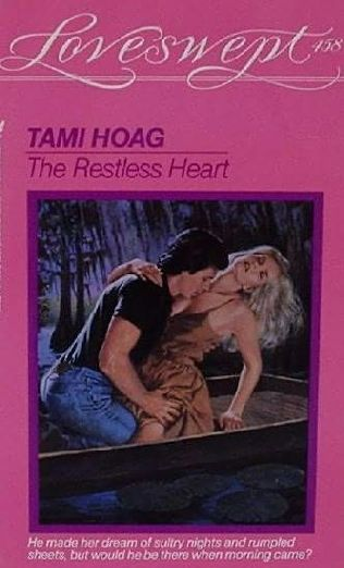book cover of The Restless Heart