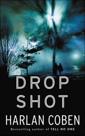book cover of Drop Shot