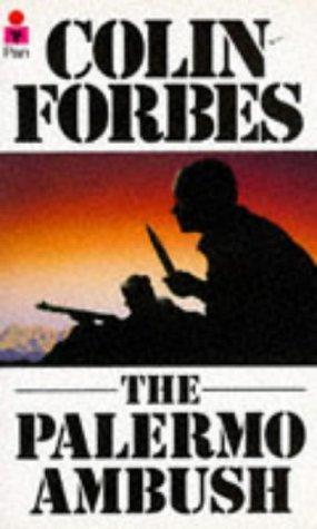 book cover of The Palermo Ambush