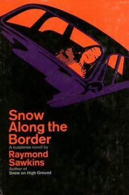 book cover of Snow Along the Border