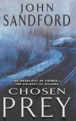 book cover of  Chosen Prey   (Lucas Davenport, book 12) by John Sandford