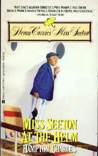 book cover of Miss Seeton at the Helm
