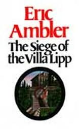 book cover of The Siege of the Villa Lipp