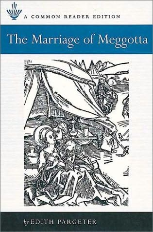 book cover of The Marriage of Meggotta