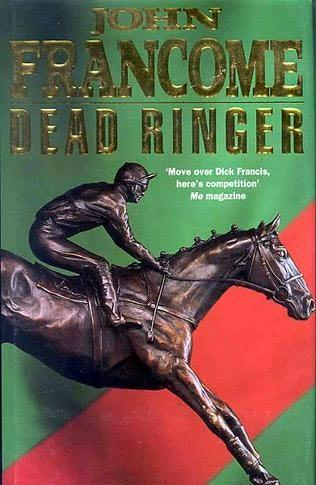 book cover of Dead Ringer