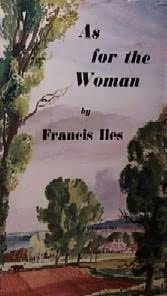 book cover of As For The Woman