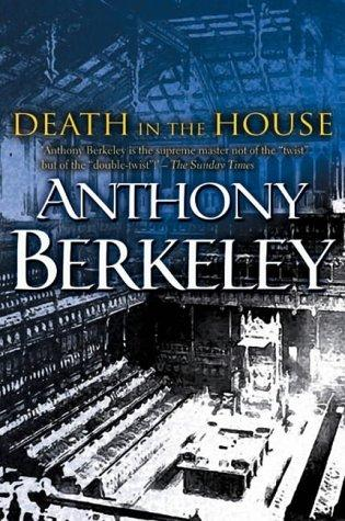 book cover of Death In The House