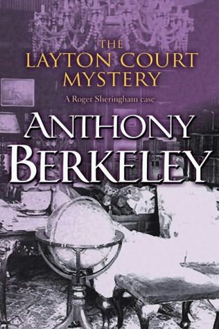 book cover of The Layton Court Mystery