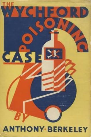 book cover of The Wychford Poisoning Case