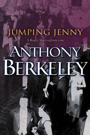 book cover of Jumping Jenny