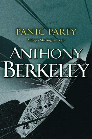 book cover of Panic Party