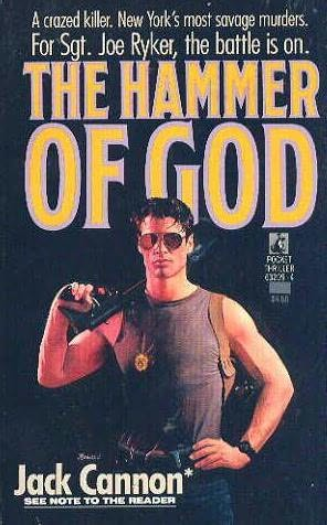 book cover of The Hammer of God