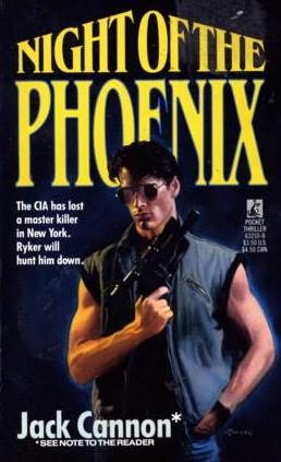 book cover of Night of the Phoenix