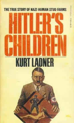 book cover of Hitler\'s Children