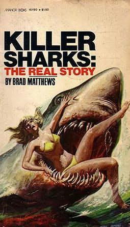 book cover of Killer Sharks