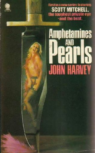 book cover of Amphetamines and Pearls