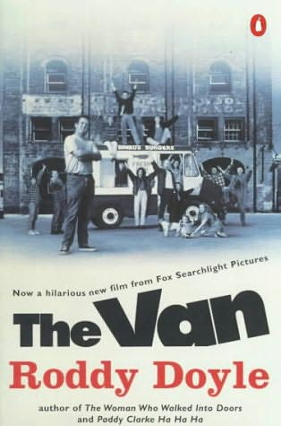 book cover of The Van