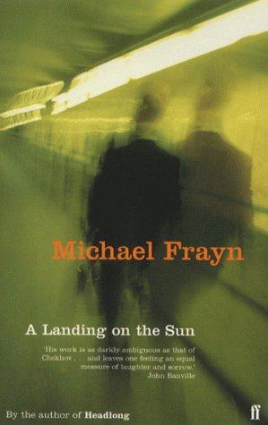 book cover of A Landing On the Sun