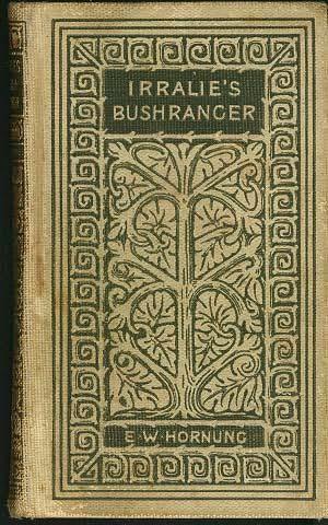 book cover of Irralie\'s Bushranger