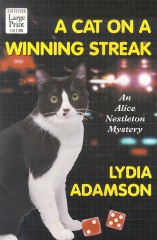 book cover of A Cat on a Winning Streak