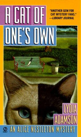 book cover of A Cat of One\'s Own