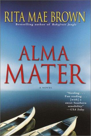book cover of Alma Mater