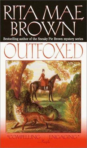 book cover of Outfoxed