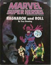 book cover of Ragnarok and Roll