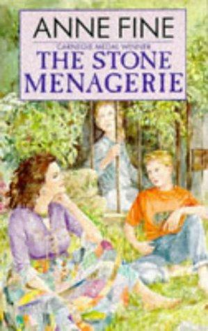 book cover of The Stone Menagerie