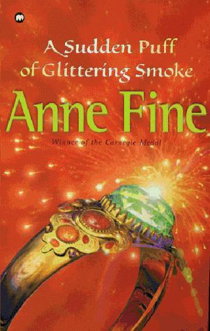 book cover of A Sudden Puff of Glittering Smoke