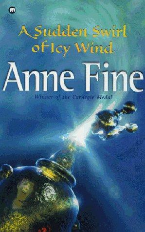 book cover of A Sudden Swirl of Icy Wind