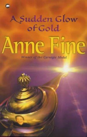 book cover of A Sudden Glow of Gold