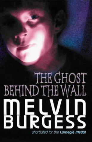 book cover of The Ghost Behind the Wall