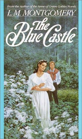 book cover of   The Blue Castle