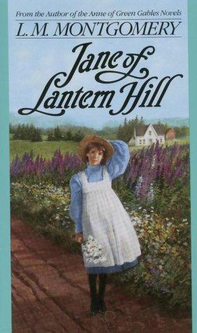 book cover of   Jane of Lantern Hill
