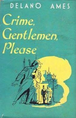 book cover of Crime, Gentlemen, Please
