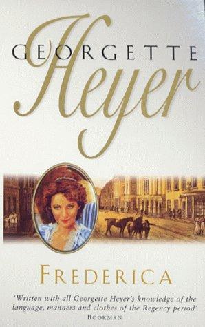 Frederica (REQ) & The Foundling - Georgette Heyer