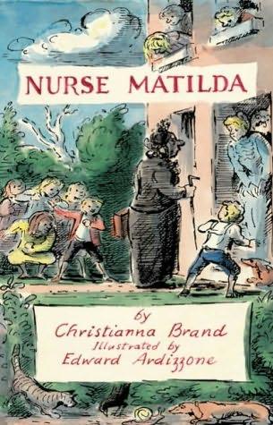 book cover of Nurse Matilda