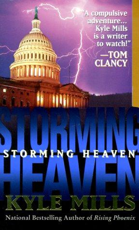 book cover of Storming Heaven