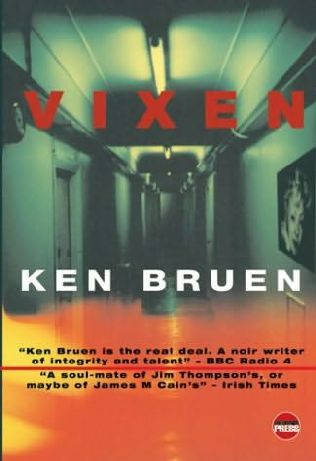 book cover of Vixen