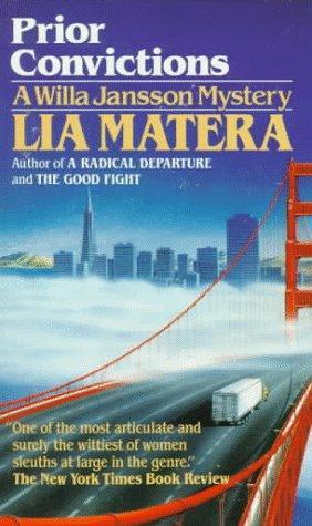 book cover of Prior Convictions