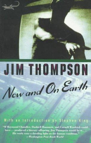 book cover of Now and On Earth