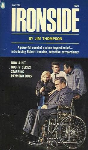book cover of Ironside