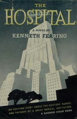 book cover of The Hospital