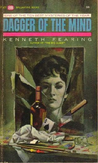 book cover of Dagger of the Mind
