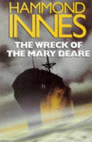an analysis of the book the wreck of the mary deare A small salvage boat almost collides with a freighter during a storm the captain  of salvage boat (charlton heston) boards the apparently deserted freighter.