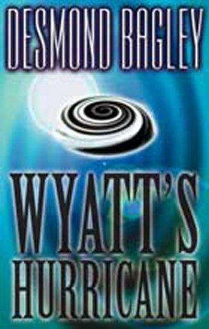 book cover of Wyatt\'s Hurricane